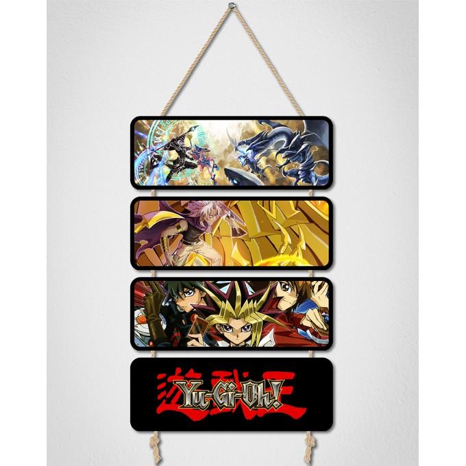 Placas Decorativas - Yu Gi Oh