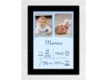 Quadro Informações do Bebê