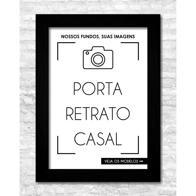 Porta Retratos - Casal