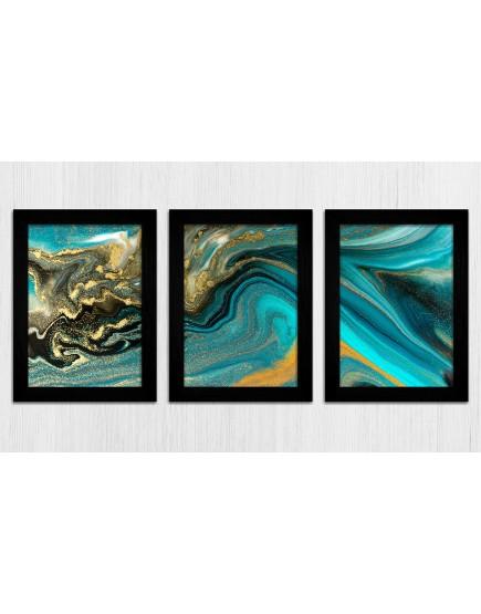 KIT 3 - Abstrato