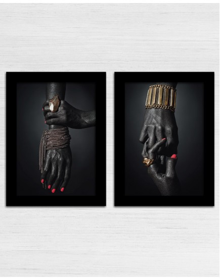 KIT 2 - Mãos