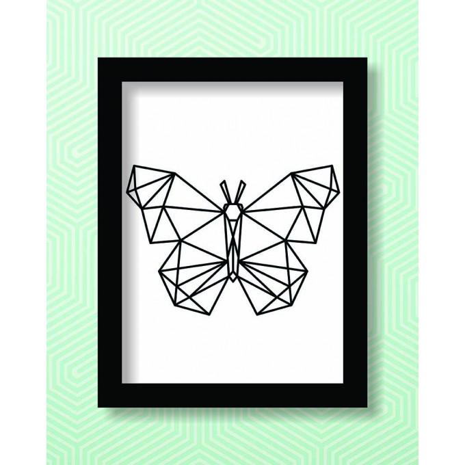 Borboleta - Geométrica