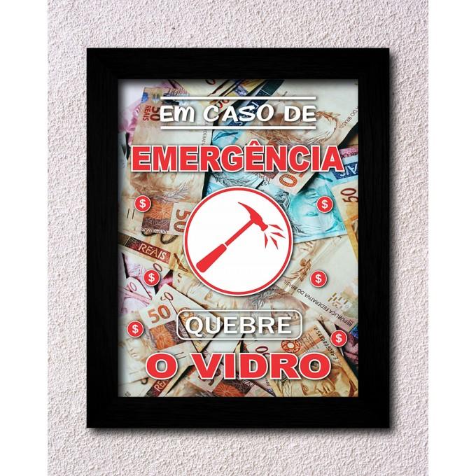 Cofre - Em caso de emergência