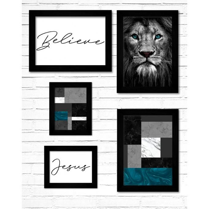 Composição - Leão / Jesus
