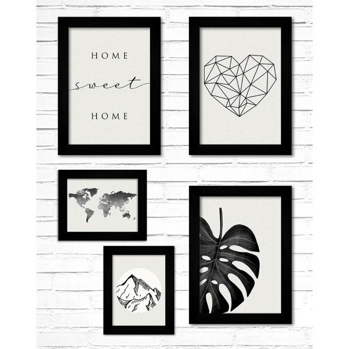 Composição - Home Sweet Home