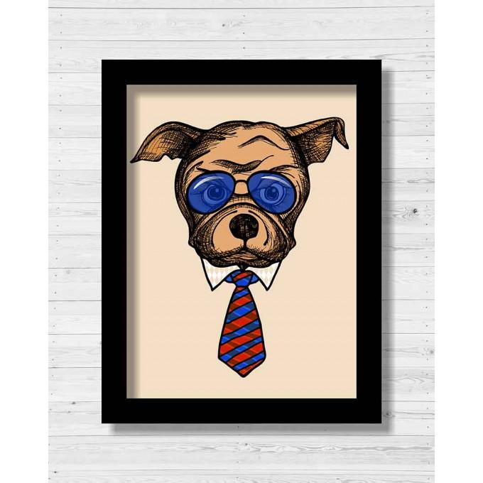 Cão de Terno