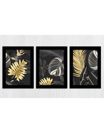 KIT 3 - Plantas / Ouro